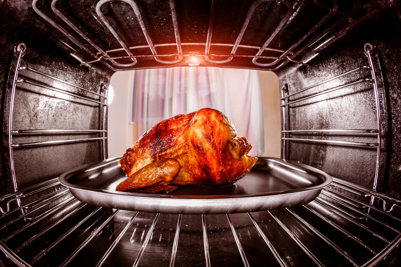 How much protein is in chicken?