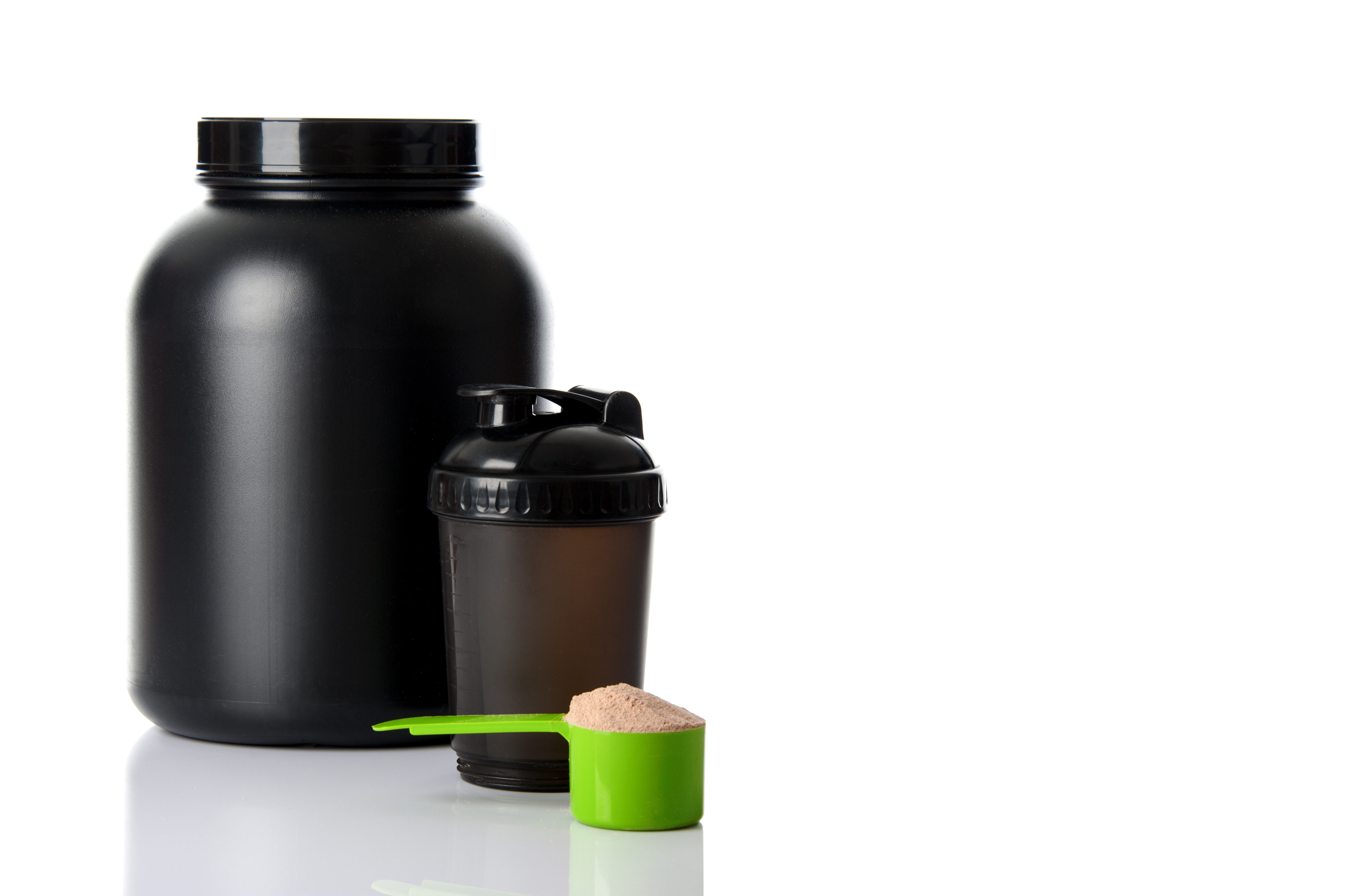 How many whey protein shakes should I drink each day?