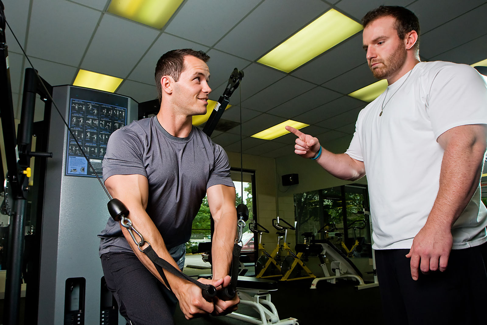 What skills do you need to become a personal trainer?