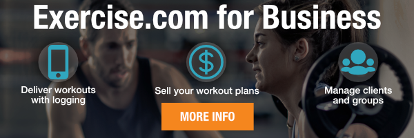 Exercise.com for Business