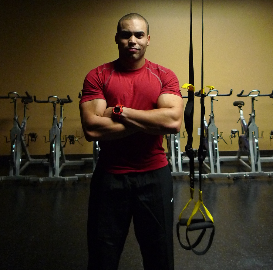 "Interview with ""@TerrytheTrainer"""