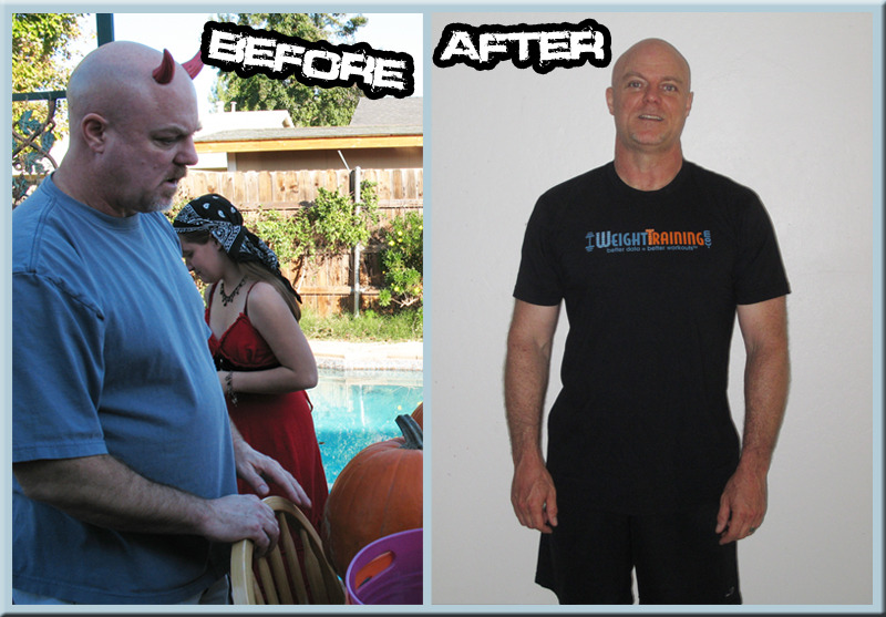 Read about JohnL's personal story!