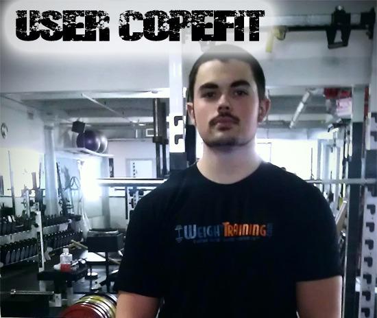 Exercise.com User Story: CopeFIT