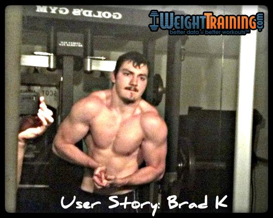 Exercise.com User Story: BradK