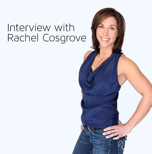 Interview with Rachel Cosgrove
