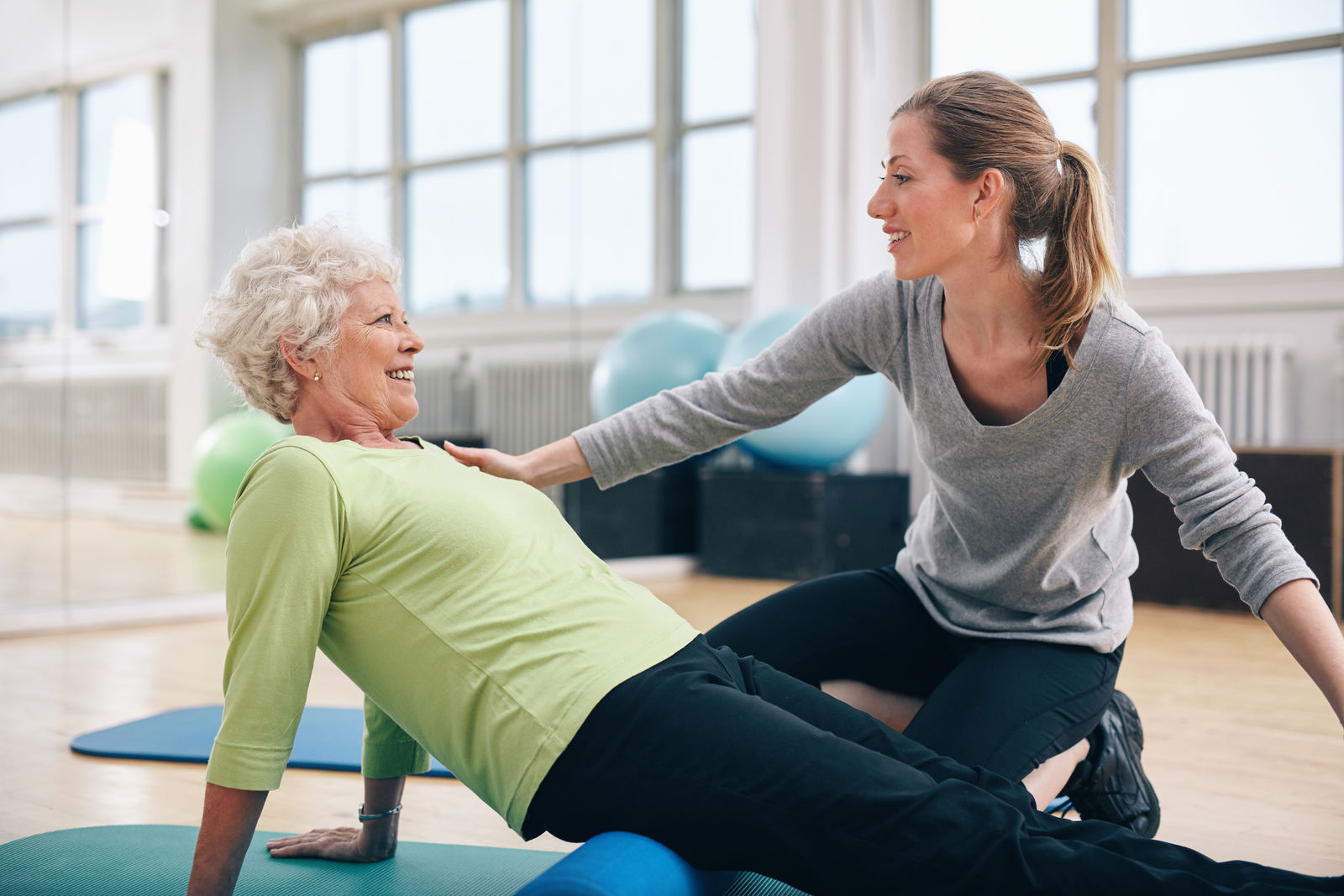Personal Trainers for Stroke Victims