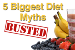 5 Biggest Diet Myths Busted