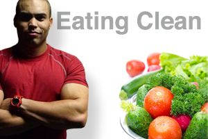 Eating Clean With Terry the Trainer