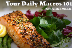 A Step by Step Guide to Mastering Your Daily Macros