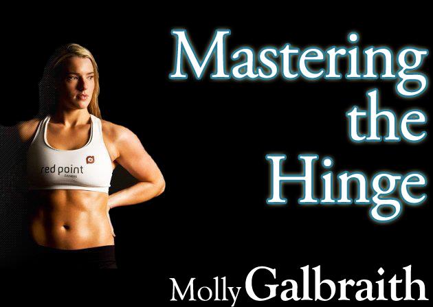 Molly Galbraith on Mastering the Hinge