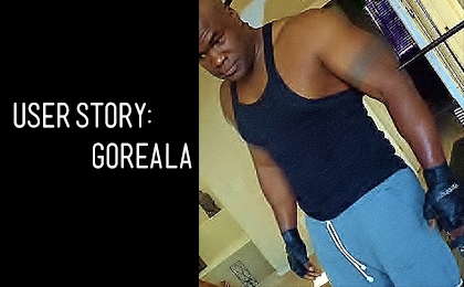 Exercise.com User Story: goREALa