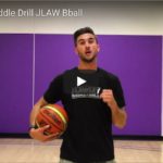 #WorkoutWednesday: This one drill meets all your basketball needs!