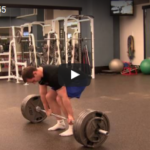 Dean Somerset doesn't just teach people how to lift – watch his 455-lb deadlift here!