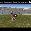 #WorkoutWednesday: Check out this full-body workout that you can do on the go!
