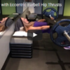 Take your hip thrusts to the next level with this variation from Suzanne Digre!