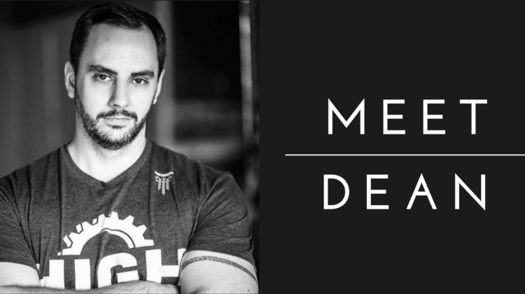 How do personal trainers work? Meet Dean Somerset