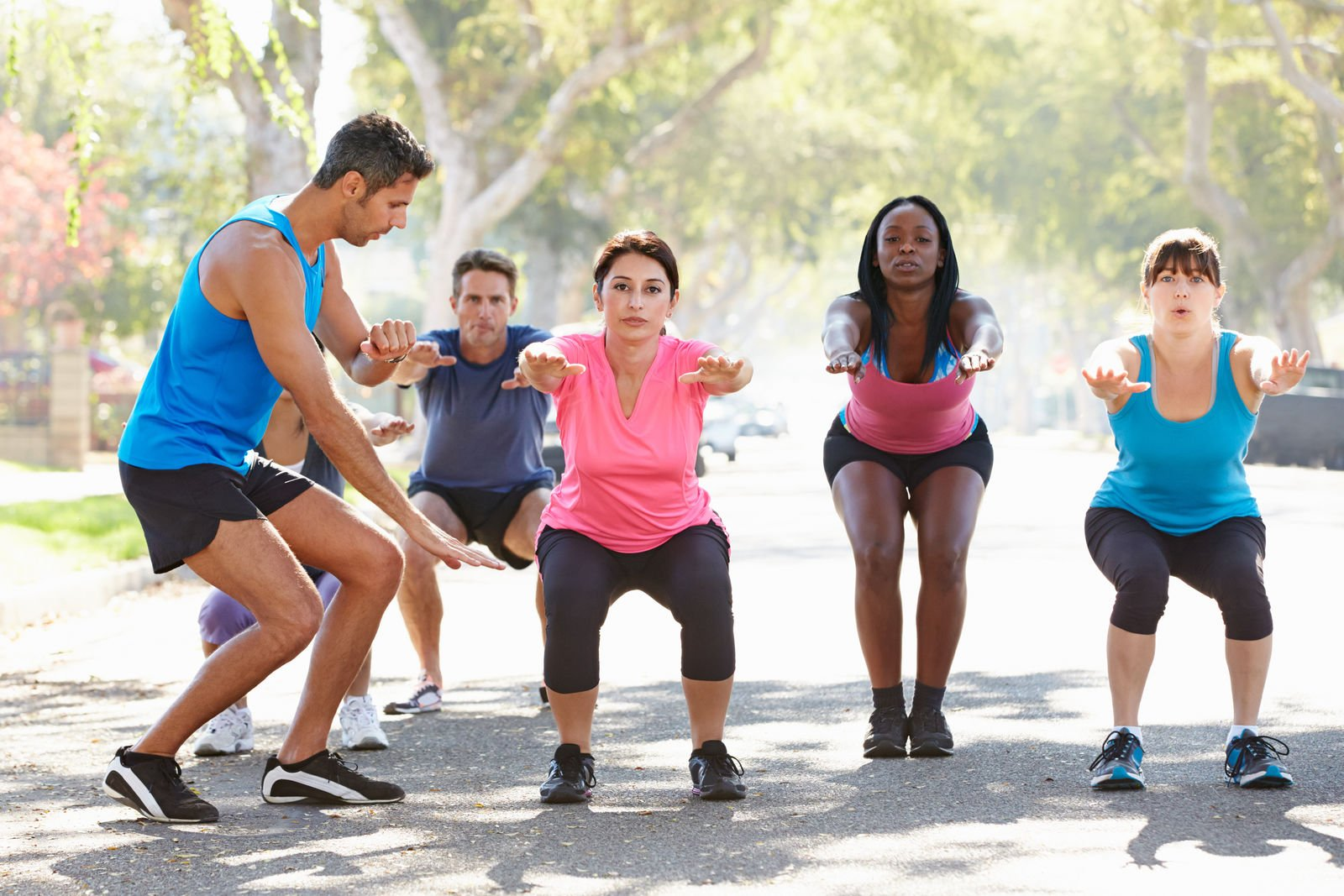 Can A Personal Trainer Teach Group Fitness Classes Exercise Blog