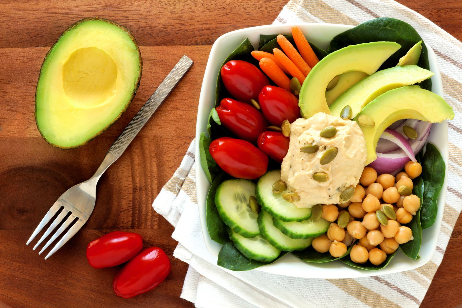 Want to Lose Weight? Eat More Fat!