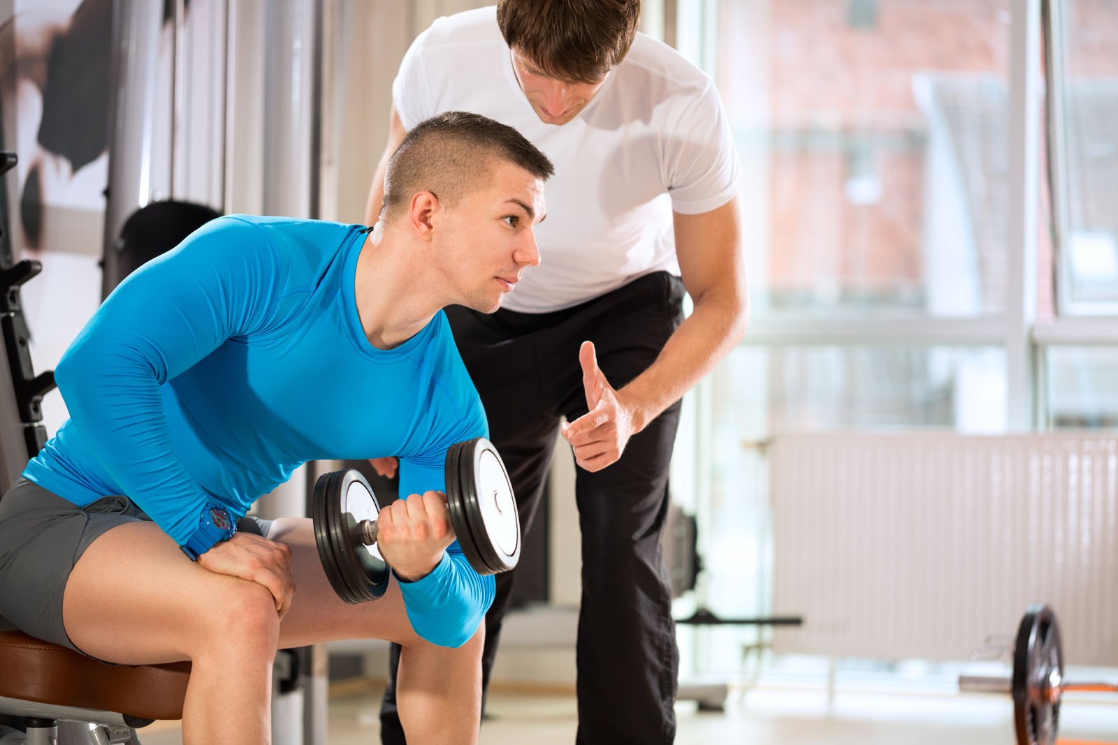 How to Get Personal Trainer Experience