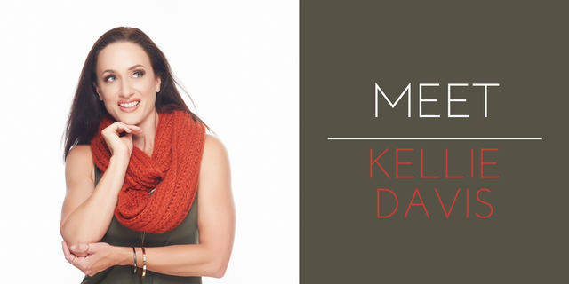 How do trainers work? Meet Kellie Davis