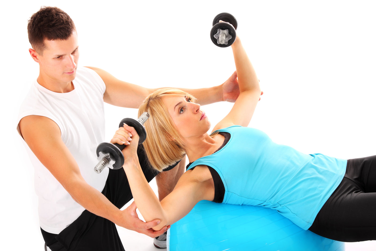 How to Set Up a Personal Training Session