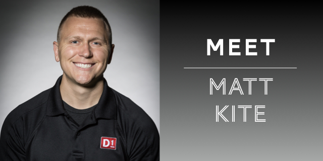 How do trainers work? Meet Matt Kite from D1 Sports