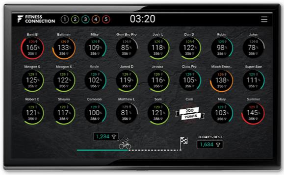 Fitmetrix Screenshot