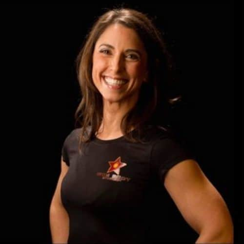 How do trainers work? Meet Artemis Scantalides