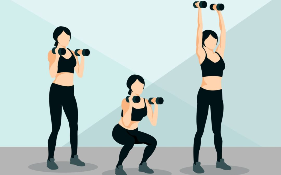 Mixing It Up with Circuit Training Workouts