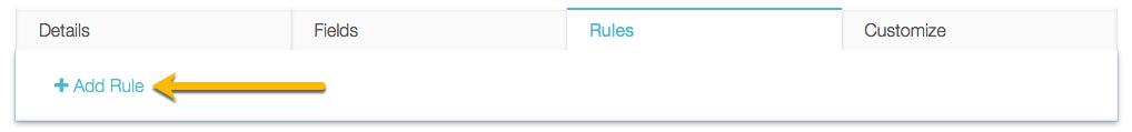 add rule