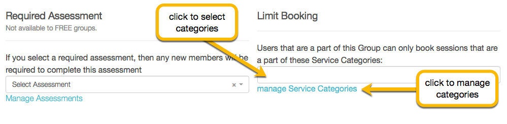 limit booking