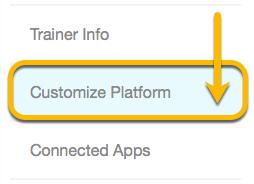 customize platform