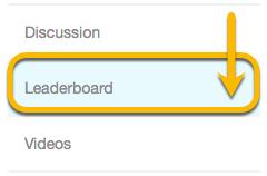 leaderboard tab